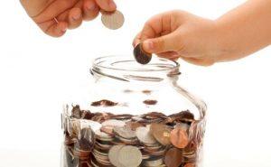 Tips Menabung Ibu Rumah Tangga uang koin